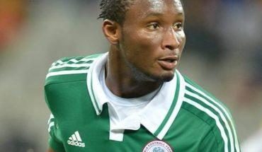 Mikel Obi Deletes Photos of His Russian Girlfriend on His Instgram