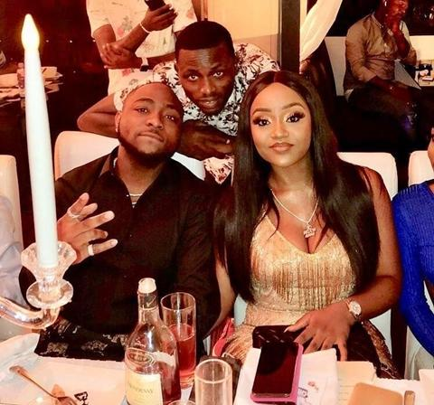 Superstar Singer Davido Proposes Marriage To Chioma - DailyVibes